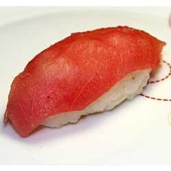 Ваши Суши  Суши с тунцом (магуро суси)