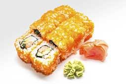 Ваши Суши  Калифорния с лососем (8шт)