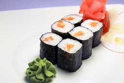 Ваши Суши  Ролл с лососем (6шт)