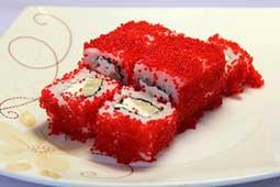 Ваши Суши  Ролл с японским омлетом (8шт)
