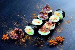 Banzai  Ролл с осьминогом (4шт)