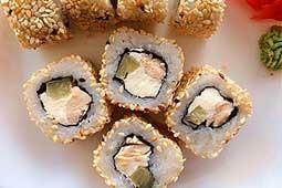 Banzai  Chicken Roll (4шт)
