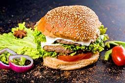 Banzai  Гамбургер