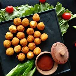 Banzai  Картофельные шарики