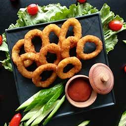 Banzai  луковые кольца