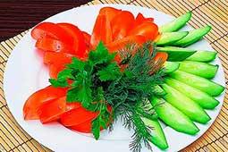 Banzai  Овощная нарезка