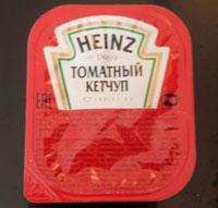 Pizza House  Томатный кетчуп 'Heinz'