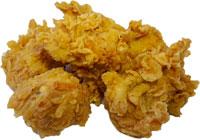 KIM CHICKEN  Кусочки филе (3 кусочка)