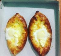 ARARAT  Хачапури по-аджарски