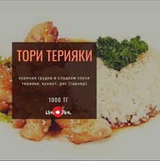 Инь-Янь  Тори Терияки