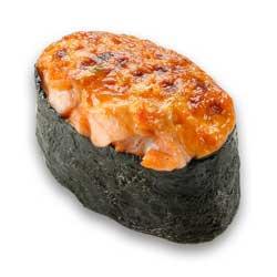 Pro Sushi  ЗАПЕЧЕННЫЕ СУШИ СЯКЕ (2 шт)