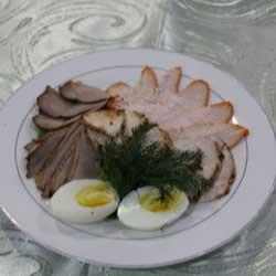 Улыбка  Ассорти из мяса и птицы (300г)
