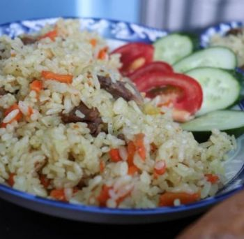 FAMILY FOOD  Узбекский Плов
