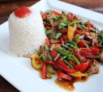 FAMILY FOOD  Мясо по тайский