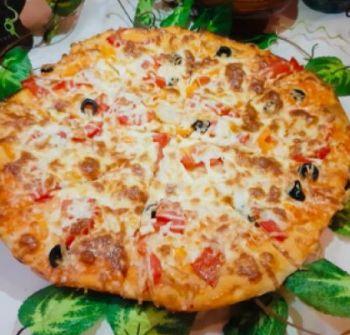 Веснянка  Пицца «Вегетарианская»